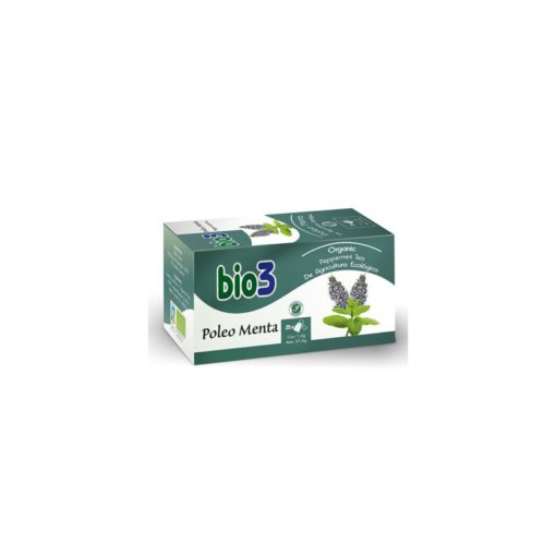 BIO3 POLEO MENTA - (1.5 G 25 FILTROS)