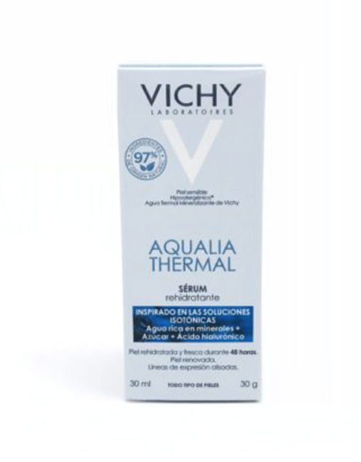 Vichy Aqualia Thermal Sérum Concentrado (30ml) caja
