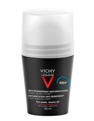 Vichy Homme Desodorante Roll-on 48h Pieles Sensibles (50ml)