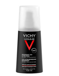 Vichy Homme Desodorante Spray Ultra-Fresco 24h (100ml)