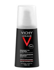 Vichy Homme Desodorante Spray Ultra-Fresco 24h (100ml)