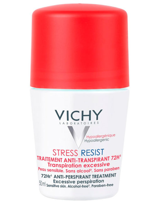 Vichy Stress Resist Desodorante Anti-Transpirante 72h. Roll-On (50ml)