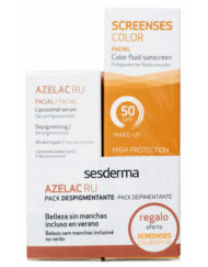 Sesderma Azelac RU Pack Despigmentante: Liposomal Serum + Screenses Color