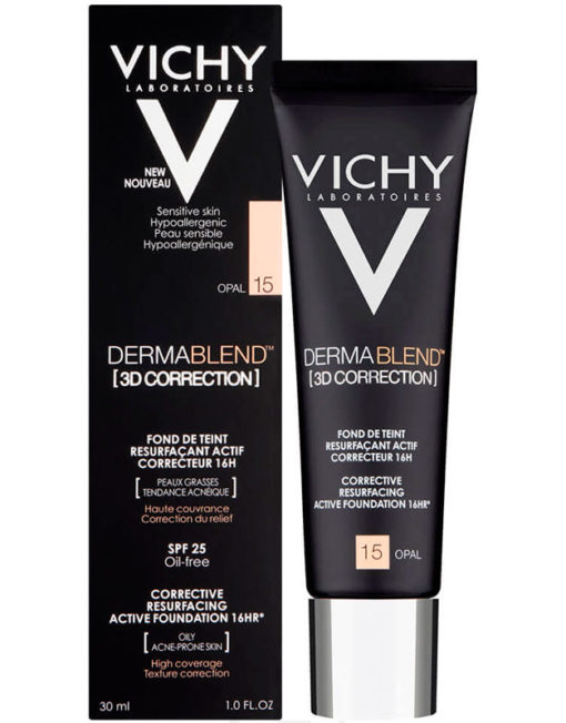 Vichy Dermablend 3D Correction - 15 Opal