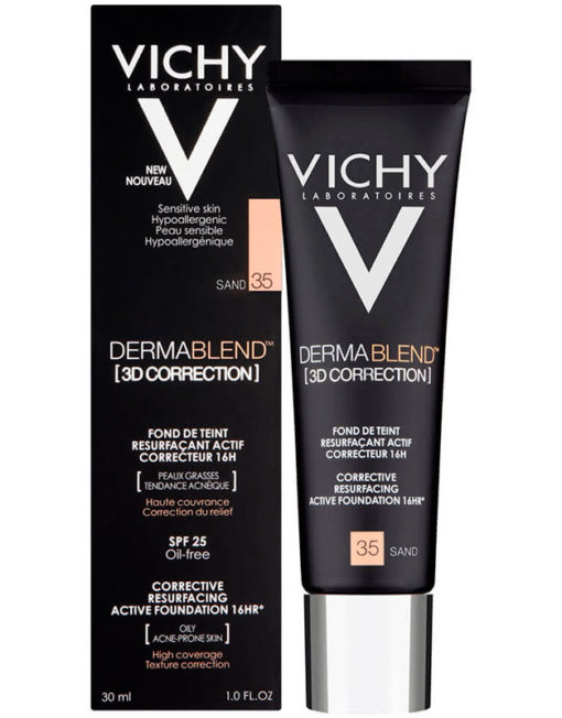 Vichy Dermablend 3D Correction - 35 Sand