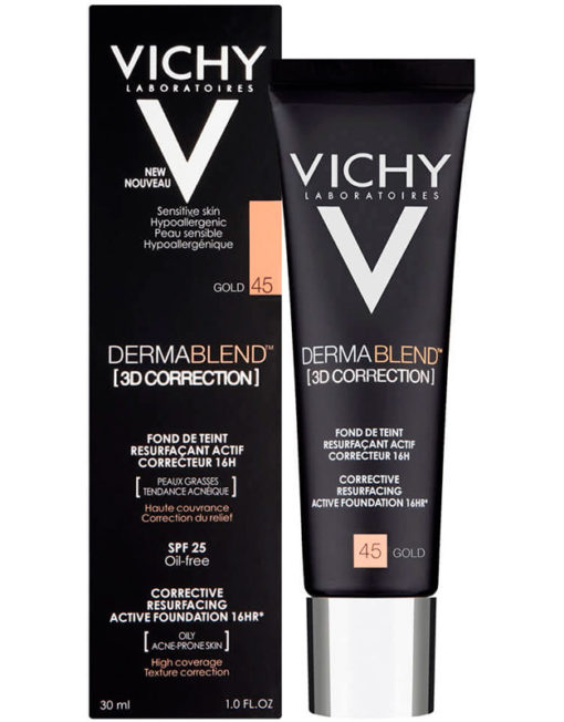 Vichy Dermablend 3D Correction - 45 Gold