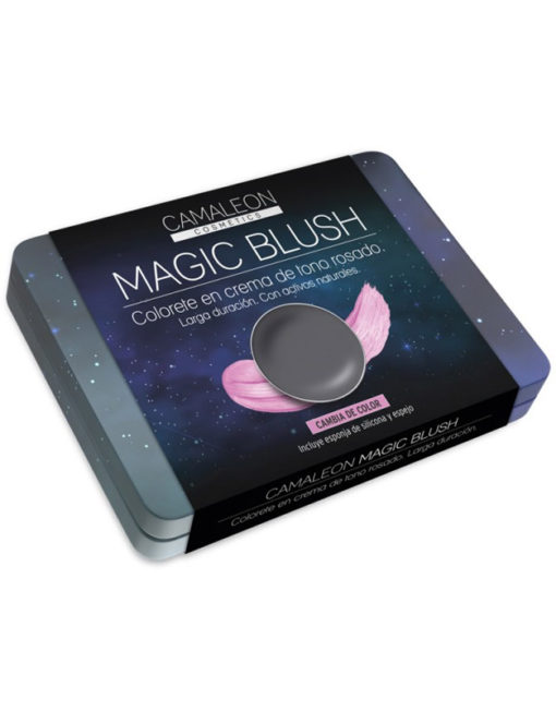 Camaleon Magic Blush Negro - Rosa Intenso (4g)