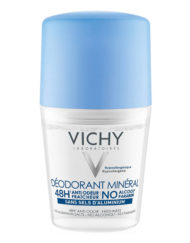 Vichy Desodorante Mineral Roll-on 48h sin sales de aluminio (50ml)