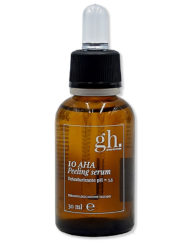 GH 10 AHA Peeling Sérum (30ml)