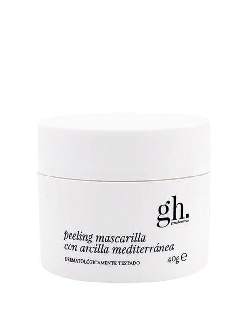 GH Peeling Mascarilla con Arcilla Mediterránea (40g)